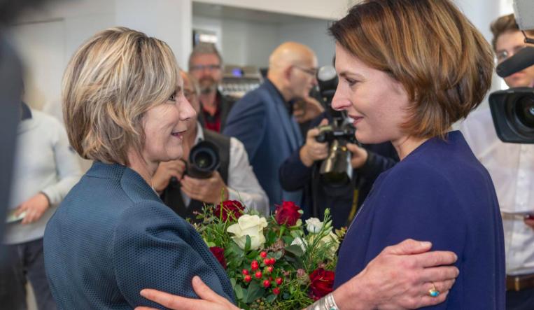 6.12.2020 Handelszeitung «Saskia Schenker wird Direktorin des Arbeitgeberverbands Basel»