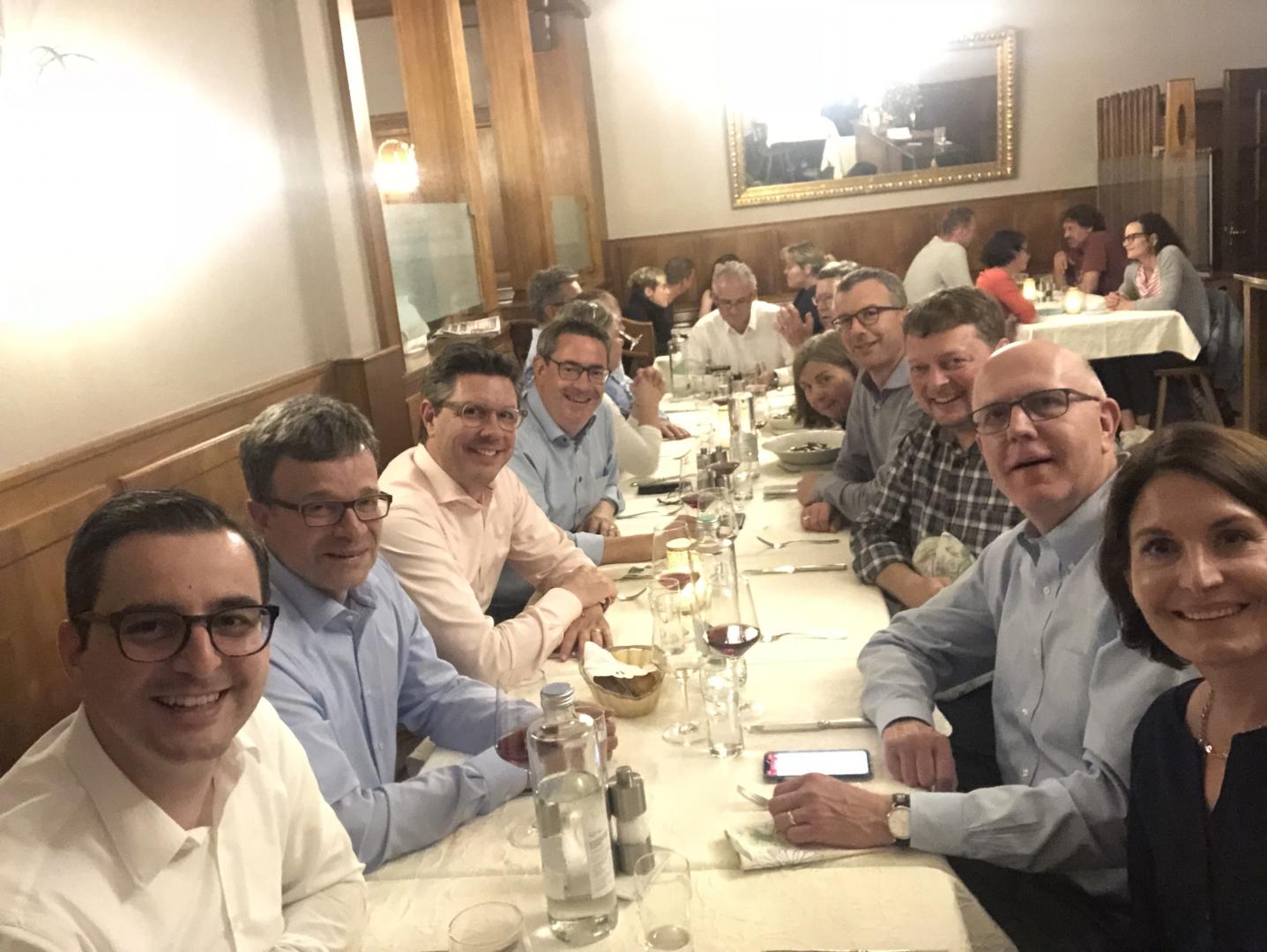 28.05.19 Fraktionstreffen mit der FDP Basel-Stadt