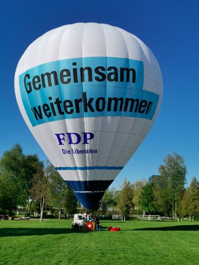 19.09.19 OBZ «FDP lanciert Selfie-Wettbewerb»