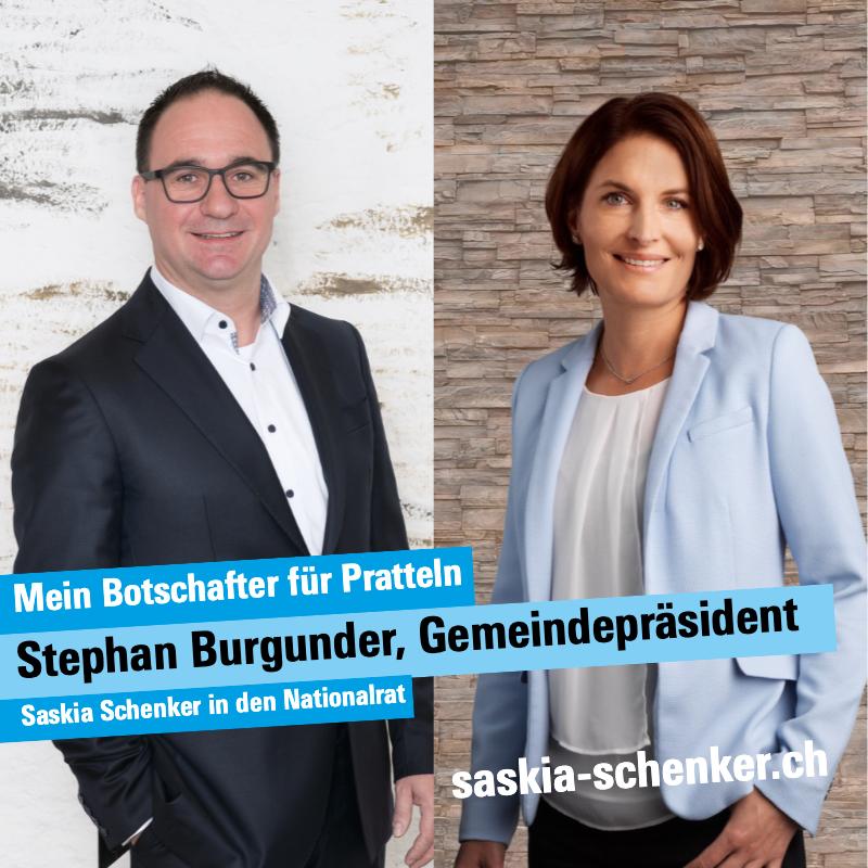 4.10.19 Prattler Anzeiger «Saskia Schenker politisiert konstruktiv»